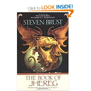 The Book of Jhereg by