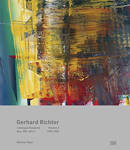 the importance and influence of the artwork by gerhard richter