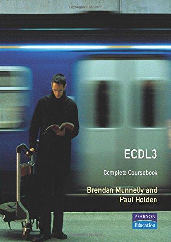ECDL 3 The Complete Coursebook