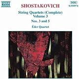 String Quartets Nos. 3 and 5
