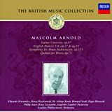 Arnold: Guitar Concerto; English Dances; Symphony for Brass, etc.