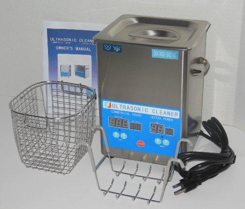 Dsa70Se-Sk2 3L 3.17Qt. 270W Digital Heated Industrial Ultrasonic Parts Cleaner