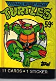 Teenage Mutant Ninja Turtle Trading Card Pack