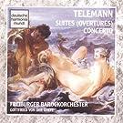 Telemann: Cto & Overtures