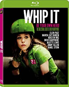 Whip It [Blu-ray] (Bilingual)