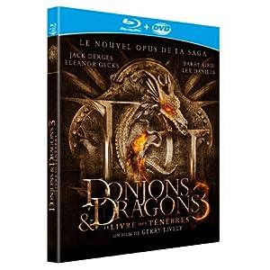 Donjons & Dragons 3 : Le Livre des Ténèbres [Blu-ray] [Combo Blu-ray + DV