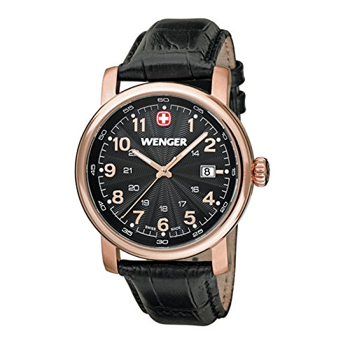 Wenger-Mens-Urban-Classic-Watch-with-Leather-Bracelet
