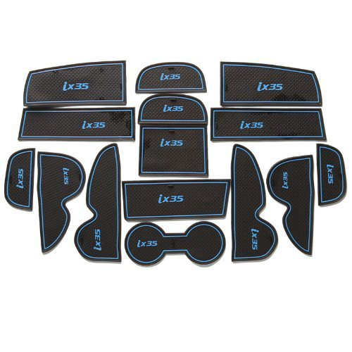 supoo-15pcs-blue-black-silicone-non-slip-interior-door-cup-mat-for-hyundai-tucson-ix35-2011-by-supoo