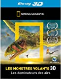 National Geographic - Les monstres volants 3D [Blu-ray 3D]