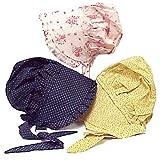 One Bonnet Size Small 100% Cotton Color Varies