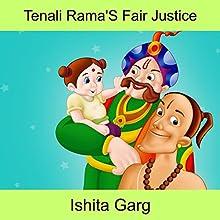 Tenali Rama's Fair Justice Audiobook by Ishita Garg Narrated by John Hawkes
