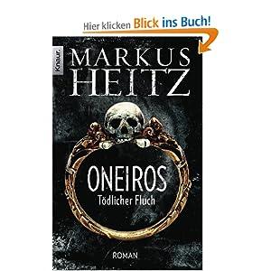 Oneiros - Tödlicher Fluch: Roman