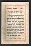 img - for Georg Trakl Obra completa. book / textbook / text book