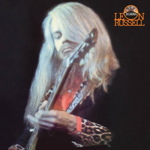 Leon Live Leon Russell Leon Russell Live in Japan