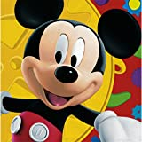 Mickey's Clubhouse Luncheon Napkins, 16-Count Packages (Pack of 6)