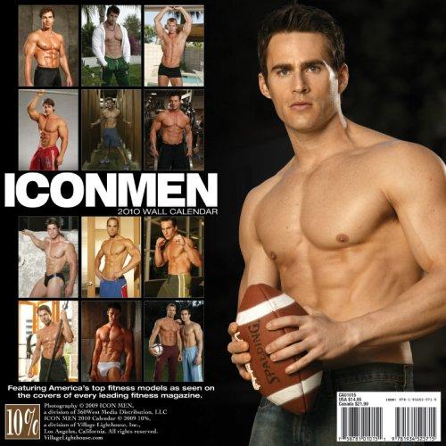 Icon Men 2010 Calendar