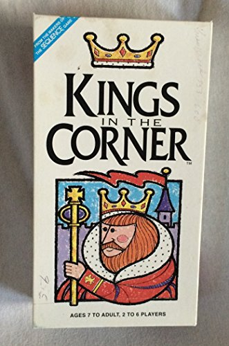 Miles Kimball Kings In The Corner (Kings In The Corner Card Game compare prices)