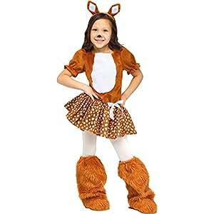 Amazon Com Oh Deer Toddler Costume 3t 4t Baby