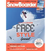 SnowBoarder 表紙画像