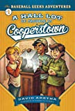 img - for A Hall Lot of Trouble at Cooperstown (The Baseball Geeks Adventures) book / textbook / text book