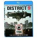 District 9 [Blu-ray] [Import]