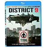 District 9 [Blu-ray] ~ Sharlto Copley