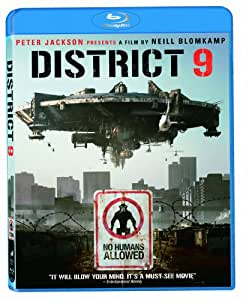 District 9 [Blu-ray] [Import]