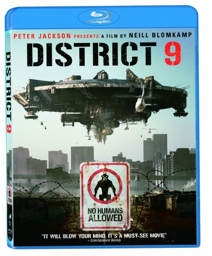 Cover art for  District 9 [Blu-ray]