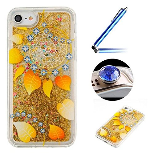 etsue-para-iphone-6s-iphone-6-brillante-funda-shell-ultra-delgada-transparente-del-caso-del-patron-t