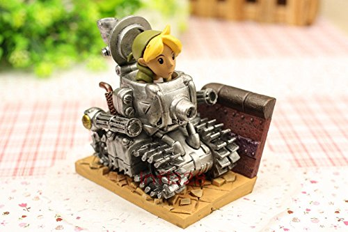 Metal Slug Series Game 3inches Eri by Tank funny Action Figure Brand New