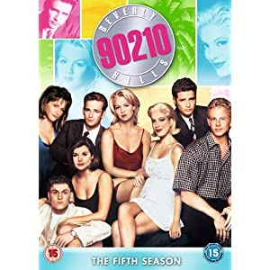 Beverly Hills 90210 - Season 5 [Import anglais]