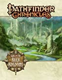 Pathfinder Chronicles: Guide to the River Kingdoms [ペーパーバック] / China Mieville, Elaine Cunningham, Chris Pramas, Steve Kenson (著); Paizo Publishing (刊)