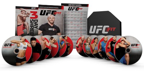 Purchase UFC Fit Workout DVD the Ultimate Weight Loss and Exercise Video