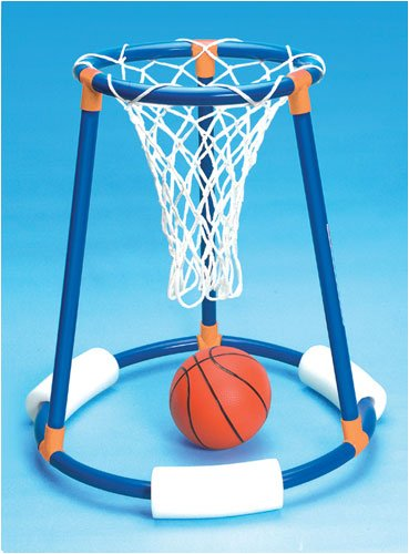 Swimline Tall-Boy Floating Basketball front-706768