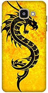 The Racoon Lean Dragon hard plastic printed back case / cover for Samsung Galaxy A5(2016)