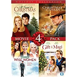 4 Film Holiday Movie Collection