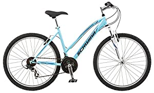 Schwinn Women's High Timber Mountain Bike, 16-Inch/Small by Pacific Cycle (Over-Boxed Product)
