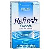Refresh Classic, Lubricant Eye Drops 50 ea
