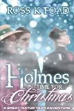 img - for Holmes In Time For Christmas book / textbook / text book