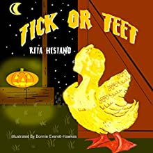 Tick or Teet Audiobook by Rita Hestand Narrated by Anna Caudle