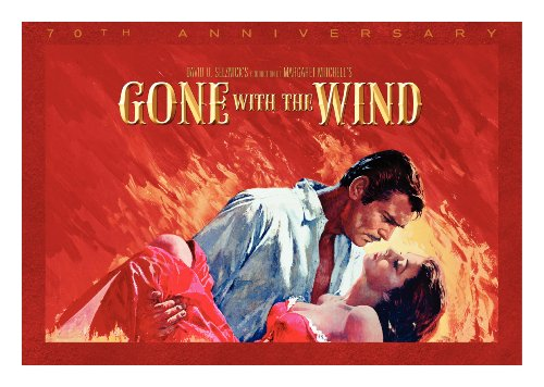 Cover art for  Gone with the Wind (70th Anniversary Ultimate Collector's Edition) [Blu-ray]