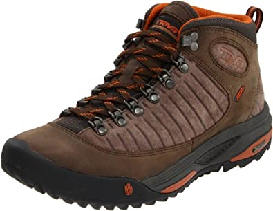 Buy Teva Mens Forge Pro Mid Event Leather Hiking Boot by Teva