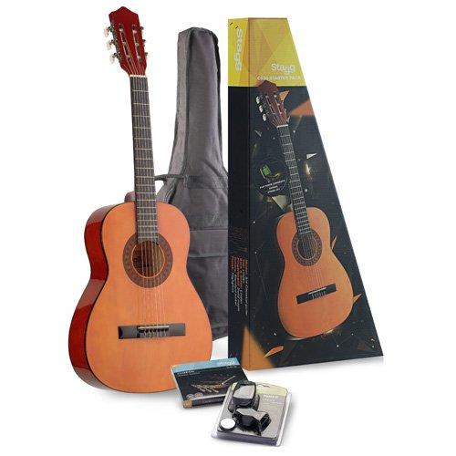 Stagg C530 Starter P 3/4 Konzertgitarre-Set