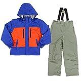 (CCL TEAM) ジュニア ボーイズ スキー スーツ 3757800 1611 キッズ 子供 子ども (63)BLUE 150