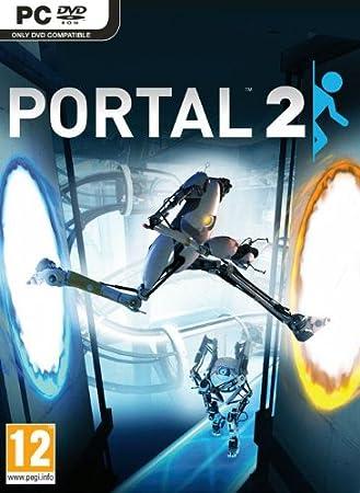 Portal 2 (PC/Mac DVD)