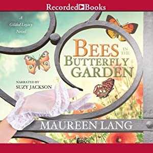 Bees in the Butterfly Garden | [Maureen Lang]