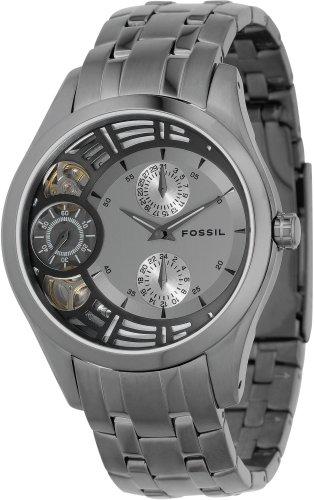 FOSSIL (フォッシル) 腕時計 TWIST グレー ME1012 メンズ [正規輸入品]