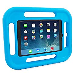 Snugg Kids iPad Mini Case in Sky Blue with Lifetime Guarantee - Shock and Drop Proof EVA case for the Apple iPad Mini/Mini Retina Case