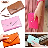 S9D New Multi Propose Envelope Wallet Case Purse for Galaxy S2 S3 iphone 4 4S
