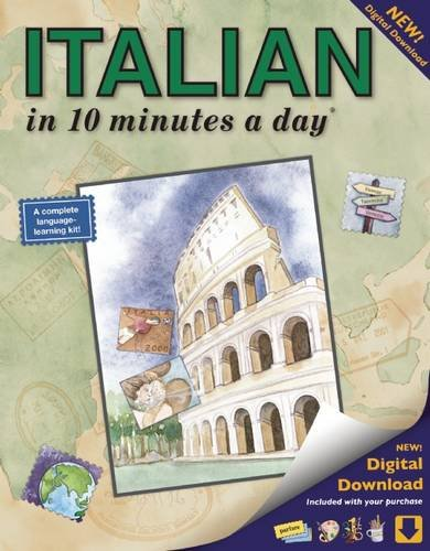 ITALIAN in 10 minutes a day (Italian Days compare prices)